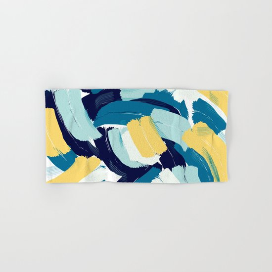 Abstract painting 111 Hand & Bath Towel