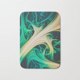 Tundara II. Abstract Melt Bath Mat