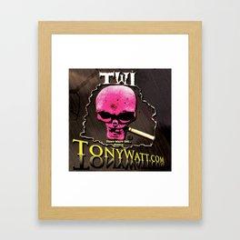 TWI Studio Logo -Hollyweird, Toronto, Canada Framed Art Print