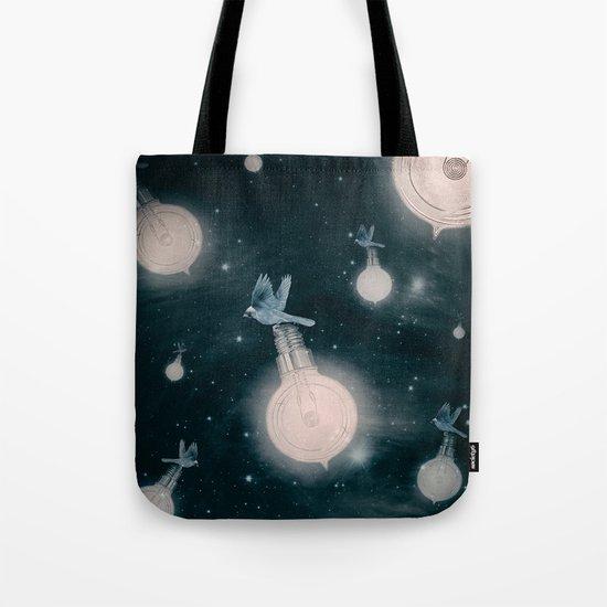 Light the Universe Tote Bag
