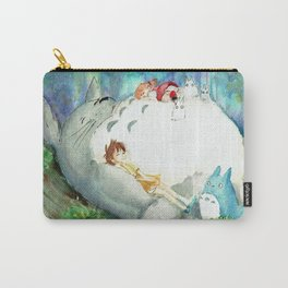 Totoro's Nap Carry-All Pouch