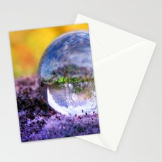 COLLECTION »CRYSTAL BALL« | Autumn Light Stationery Cards