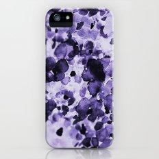 Delft Blue Floral iPhone (5, 5s) Slim Case