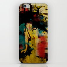 Visit Japan. Painterly Tourism Campaign Japanese style. iPhone & iPod Skin