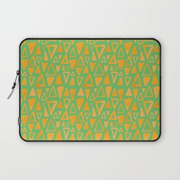 Triangles Pattern Laptop Sleeve