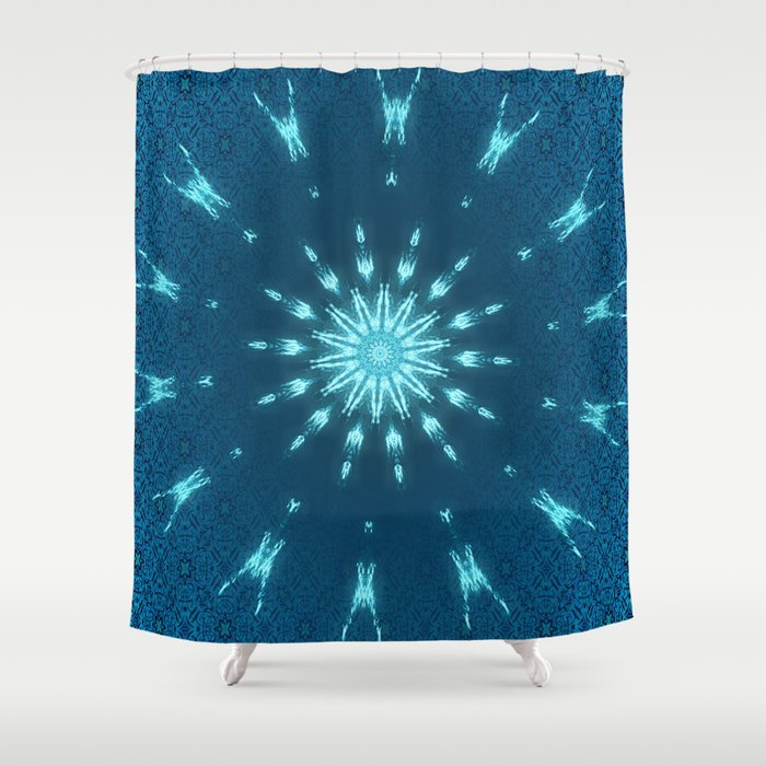 Boho Chic IX Shower Curtain