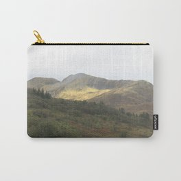 There's gold in the hills - Kinlochleven, Scotland Carry-All Pouch