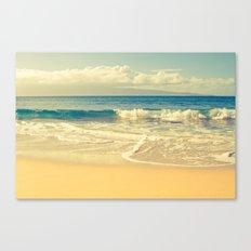 Kapalua Maui Hawaii Canvas Print