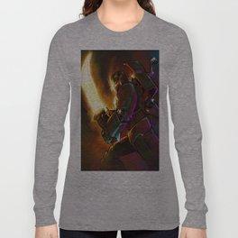 Big Grim Long Sleeve T-shirt