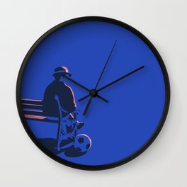 Game of the Century Wall Clock