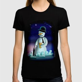 The Twelfth Beer Of Christmas. T-shirt