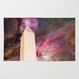 Celestial Washington Monument Rug