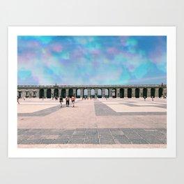 palacio Art Print