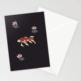 Being Koi Stationery Cards