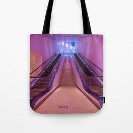 Escalators Tote Bag