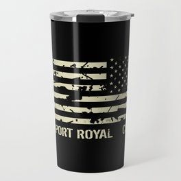 USS Port Royal Travel Mug