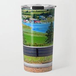Peaceful Harbour Travel Mug