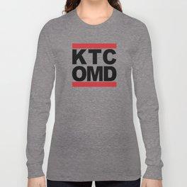 KTC OMD (for light colored shirts) Long Sleeve T-shirt