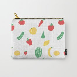 Fruits & Veggies Carry-All Pouch