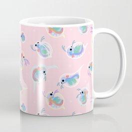 Daphnia - pink Coffee Mug