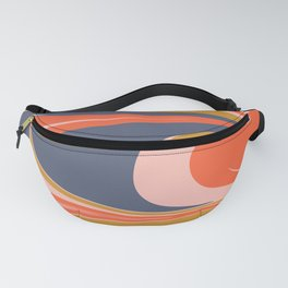 Abstract Design Fanny Pack