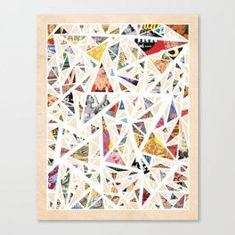 Chaotic Dreams Canvas Print