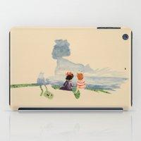 kiki iPad Cases featuring Kiki  by lauramaahs