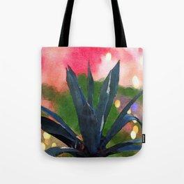 Wine Country Cactus Tote Bag