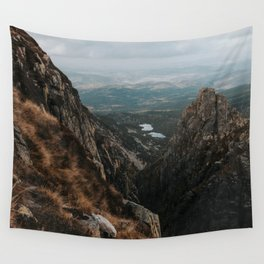 Giant Mountains - Landscape and Nature Photography Wall Tapestry