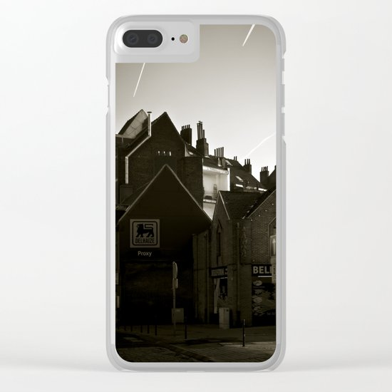 City Chimera Clear iPhone Case
