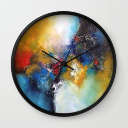 Colorfull Wall Clock