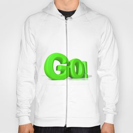 GO Green Hoody