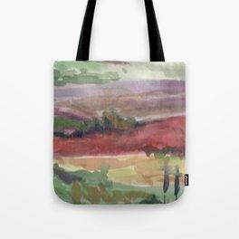Fields of Sarlat Tote Bag