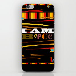 I AM BIOPC iPhone Skin