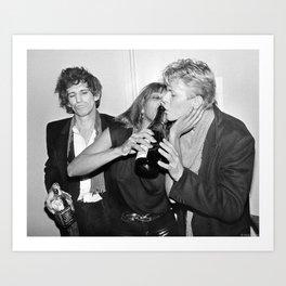 Ⓢ.в. ⑦⑧ Ⓜⓘⓛⓛⓨ - Tina Anna Mae Bullock Turner - Society6 Online Icon - Shop Music Photography 665 Art Print