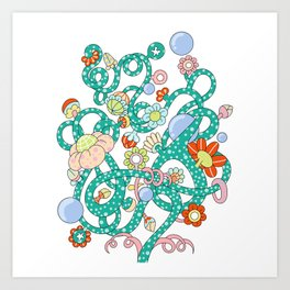 A kind of plant Art Print