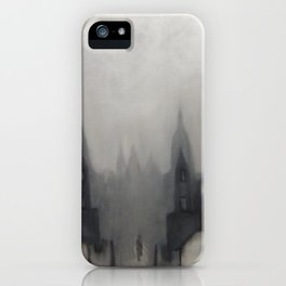 Lowry can you hear, we're still playing 'in the mood' up here iPhone Case