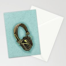 HEAD PHONE Stationery Cards