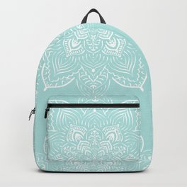 Winter Spirit Mint Backpack