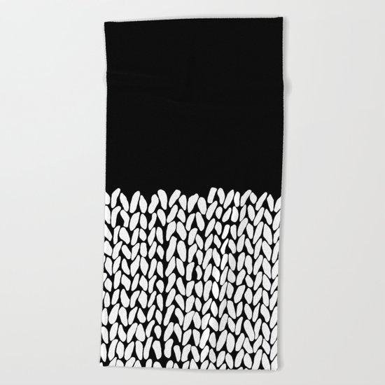Half Knit Beach Towel