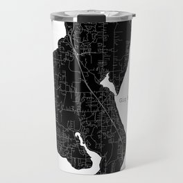 Gig Harbor, WA Travel Mug