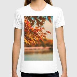 Autumn Scene (Color) T-shirt