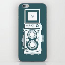 Yashica MAT 124G Camera iPhone Skin