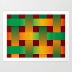 Autumn Transitions Art Print