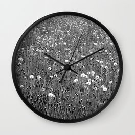 Never endless Wall Clock