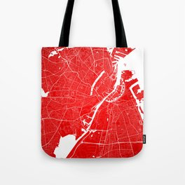 København map Tote Bag