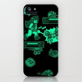 Metroid - Samus Aran iPhone Case
