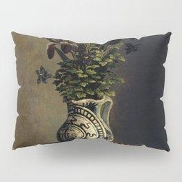 """Hans Memling """"Flowers in a Jug"""" Pillow Sham"""