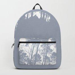 gray treeline Backpack