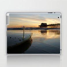 Surfing In January Laptop & iPad Skin